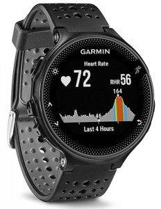 Garmin Forerunner 235 è utile anche per monitorare il sonno.