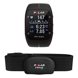 L'attività viene monitorata in maniera molto precisa non solo dal punto di vista della frequenza cardiaca ma anche per quanto riguarda le calorie bruciate.