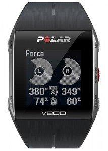 Polar V800 è dotato di funzione cronometro, timer per il conto alla rovescia, cronologia e diario degli allenamenti, calcolo delle calorie in base ai dati personali inseriti, e molto altro.