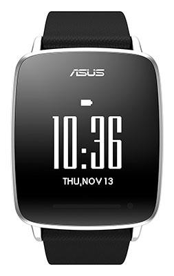 La batteria dell'Asus VivoWatch dura 10 giorni se non si usa con frequenza la funzionalità di allenamento