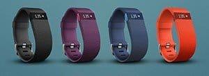 Fitbit Charge HR è disponibile in diversi colori e il cinturino può essere sostituito con tantissimi modelli diversi.