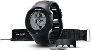 Garmin Forerunner 610 GPS è disponibile nella versione standalone o con fascia toracica