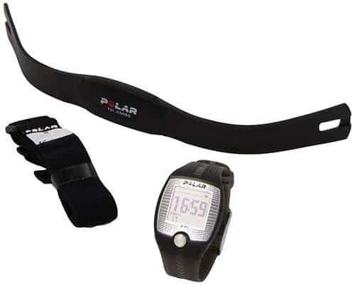 Il Polar FT1 è un cardiofrequenzimetro dotato di fascia consigliato per chiunque desideri un prodotto standard, senza troppi fronzoli, che possa monitorare l'allenamento.