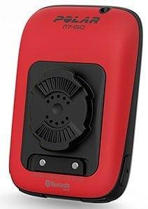 Il GPS del ciclocomputer Polar M450 HR Limited Edition si comporta molto bene con tempi di risposta minimi