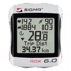 I dati raccolti all'interno del ciclocomputer Sigma Sport Rox 6.0 possono mantenere 10 ore di attività.