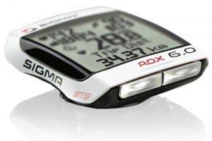 Il Sigma Sport Rox 6.0 può essere utilizzato anche solo al polso, in quanto possiede una semplice fascia da polso che può far tramutare il prodotto in un semplice cardio da polso